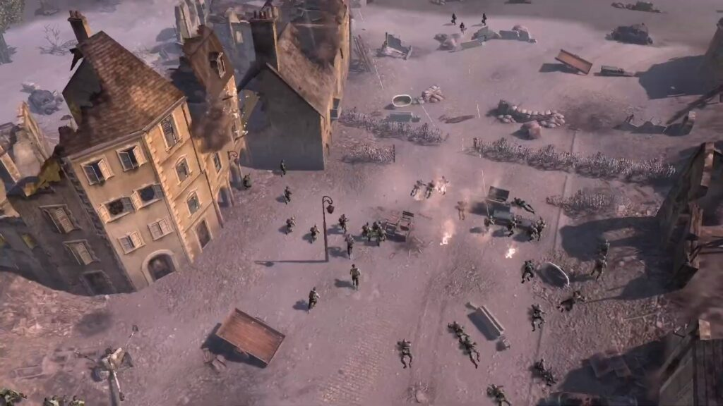 company of heroes release date