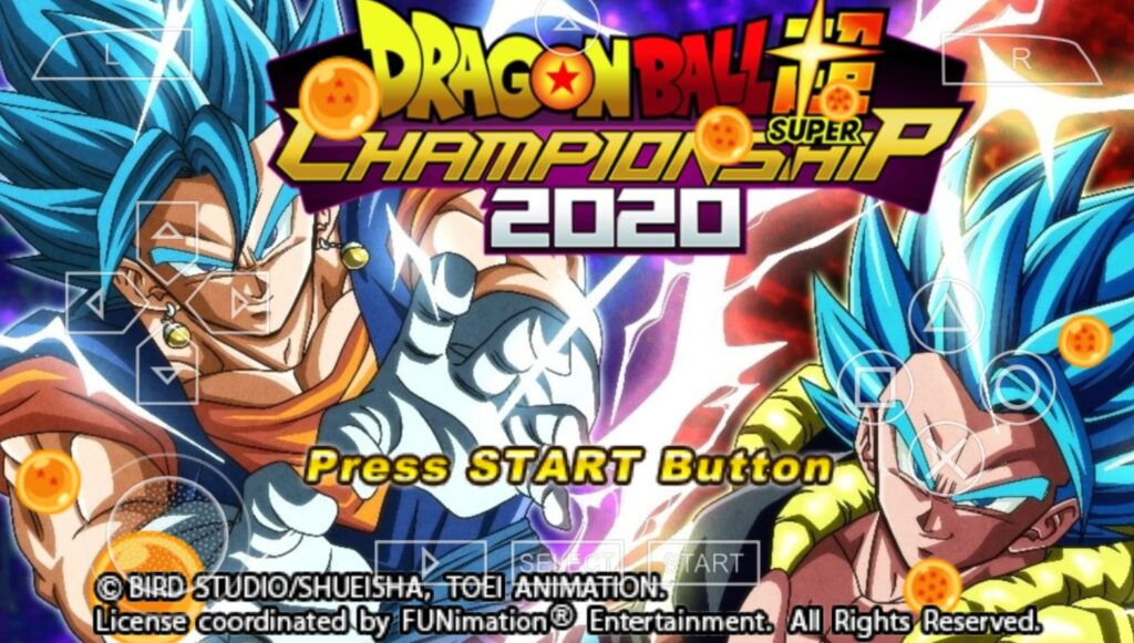 Dragon Ball Z Remake Android PSP Game