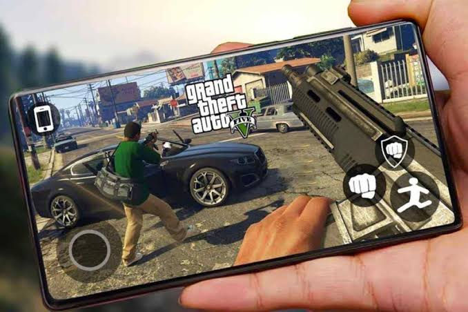 Grand Theft Auto V The Game For Android Free Download