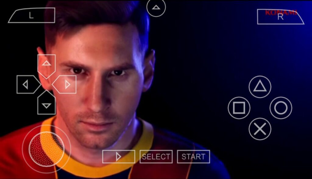 FIFA 21 PPSSPP
