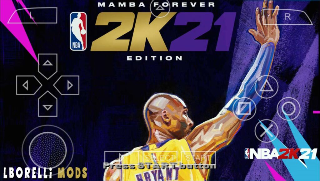 NBA 2K21 ANDROID PPSSPP DOWNLOAD